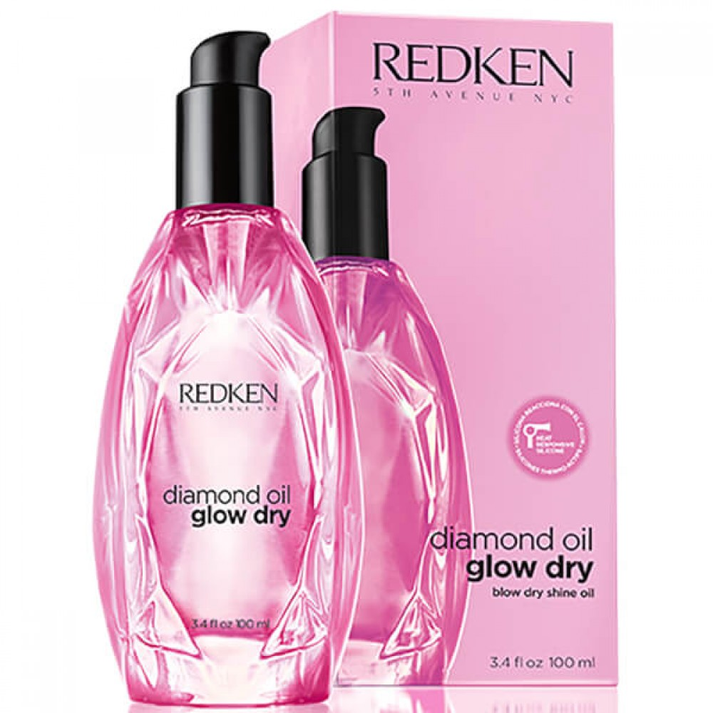 REDKEN DIAMOND OIL GLOW DRY STYLE ENHANCI...