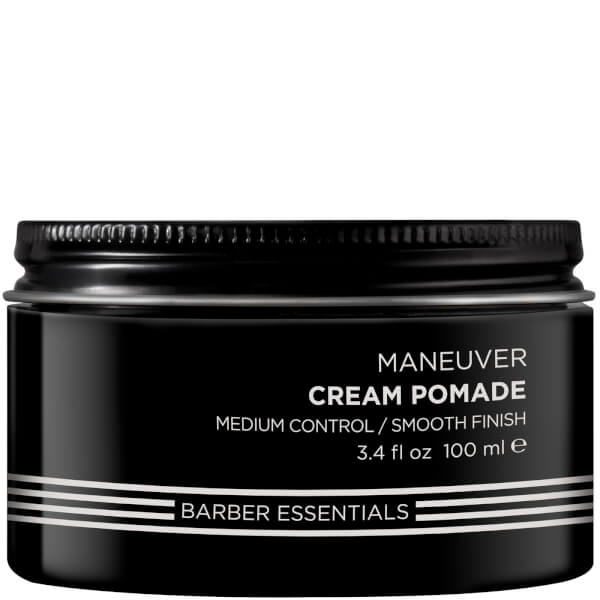 REDKEN BREWS MEN'S MANEUVER CREAM POMADE ...