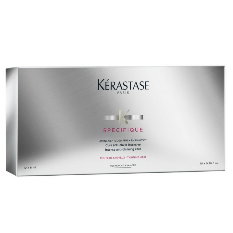 KÉRASTASE SPECIFIQUE AMINEXIL FORCE Ampule 10x6ml