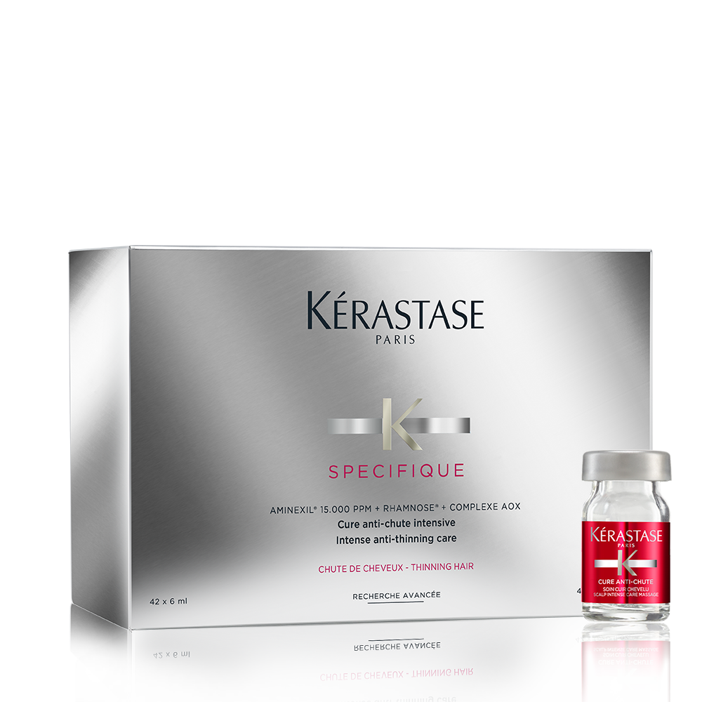 KÉRASTASE CURE ANTI-CHUTE 42X6ML