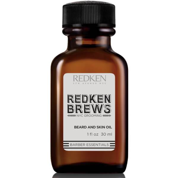Redken Brews Beard and Skin Oil 30ml