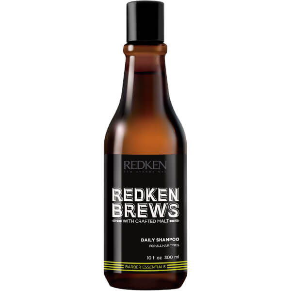 REDKEN BREWS MEN'S MINT ŠAMPON 300ML
