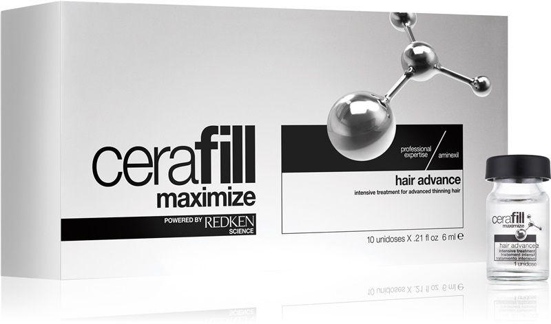 redken cerafill aminexil ampule protiv opadanja 10x6ml